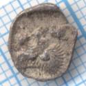 Гемиобол. мизия. кизик. кабан/лев 480-450 до н.э. г. на аукц.